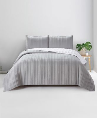 Hadley  Cambridge Full/Queen 3 PC Quilt Set