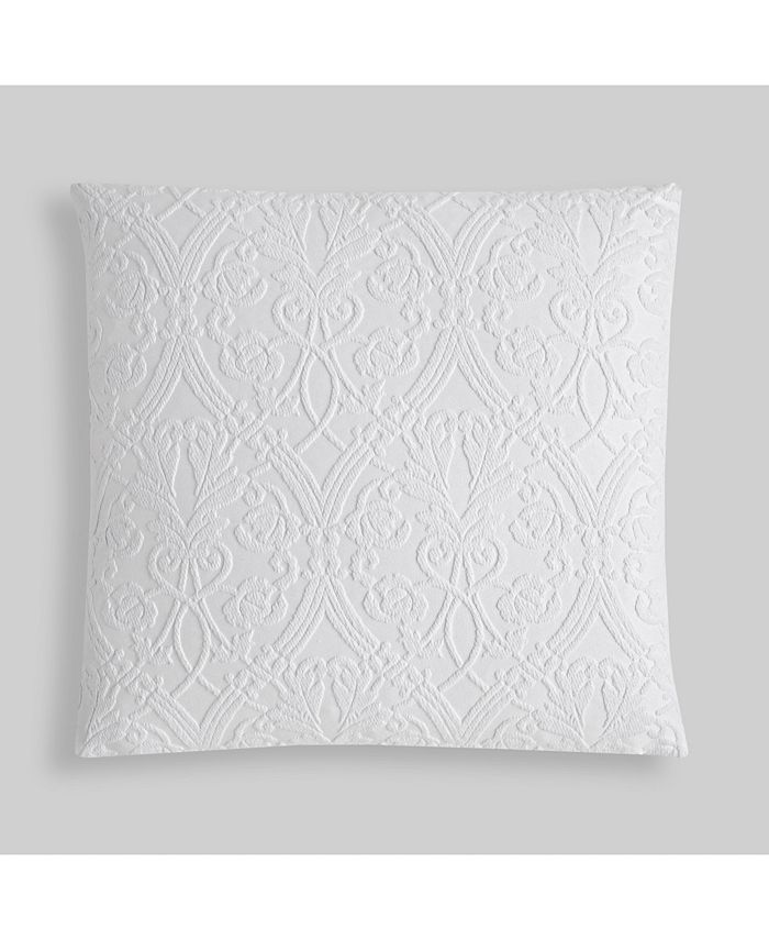 Hedaya Home - Made in Portugal Marion Matelasse Throw Pillow