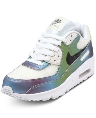 Nike Big Girls' Air Max 90 Bubble Pack