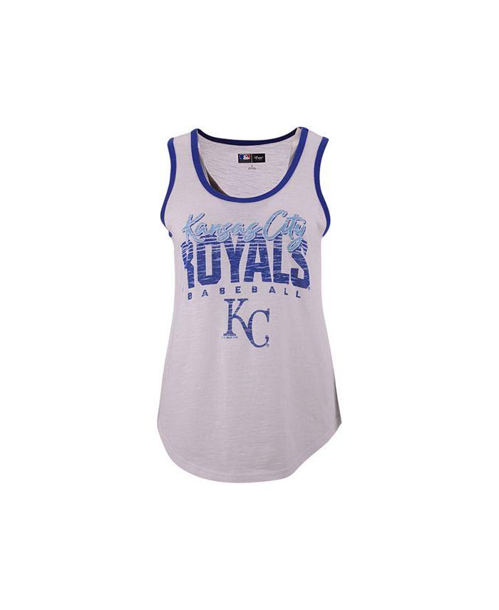 G-III Sports - Women's Kansas City Royals MVP Tank