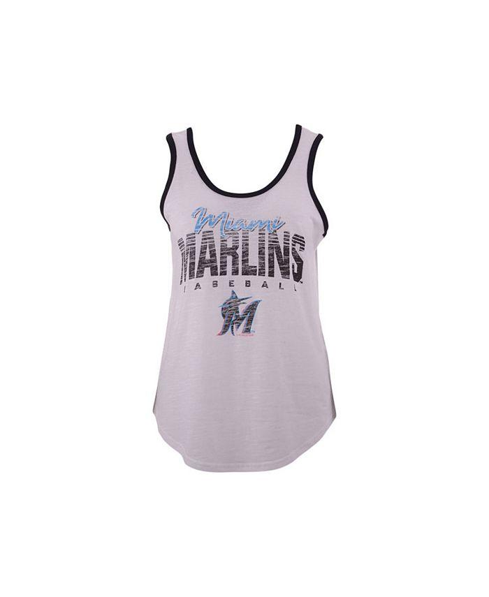 G-III Sports - Women's Miami Marlins MVP Tank