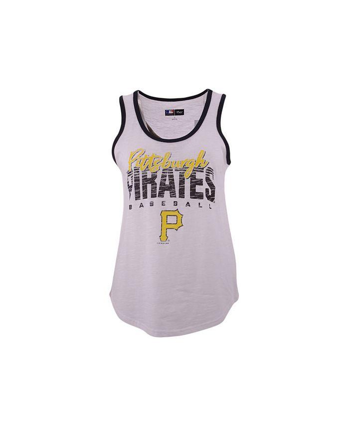 G-III Sports - Pittsburgh Pirates Women's MVP Tank Top
