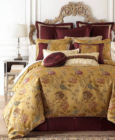 Closeout Waterford Bellwood Bedding Collection Bedding