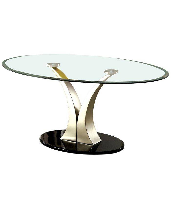 Furniture of America - Mansa Coffee Table, Quick Ship