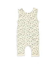 Earth Baby Outfitters Baby Boys and Girls Organic Cotton Sand Splashy Jumper
