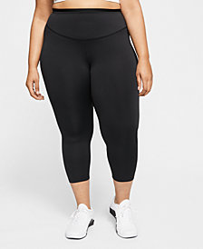 Nike Plus Size One Icon Clash Tights
