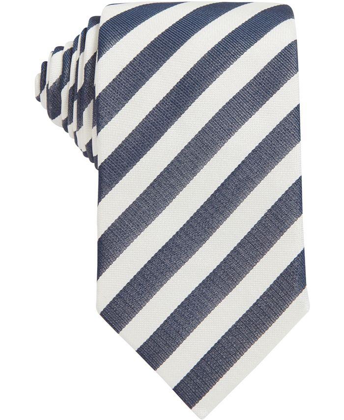 Hugo Boss - Men's Open Blue Tie