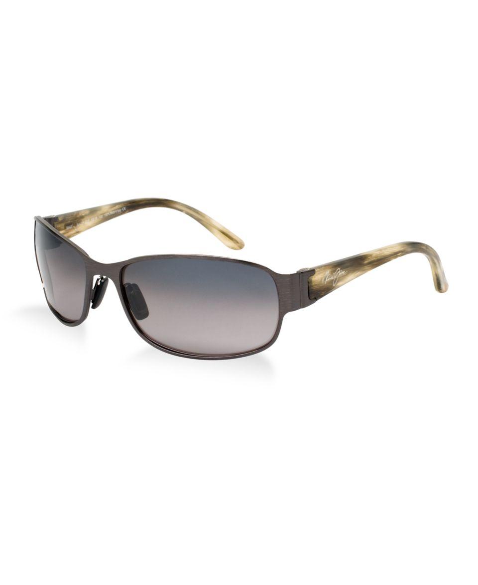 Maui Jim Sunglasses, 249 Black Coral   Sunglasses by Sunglass Hut   Handbags & Accessories