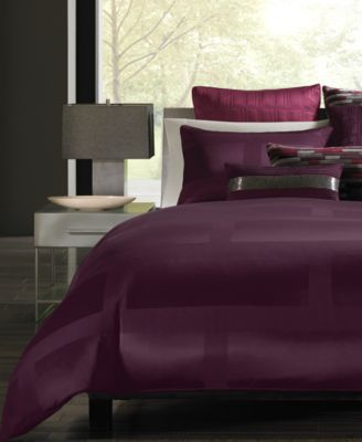 Hotel Collection Frame Mulberry Queen Bedskirt