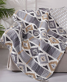 Santa Fe Reversible Quilted Throw