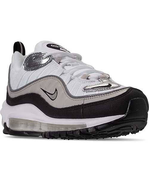Nike Women's Air Max 98 Casual Sneakers from Finish Line ...