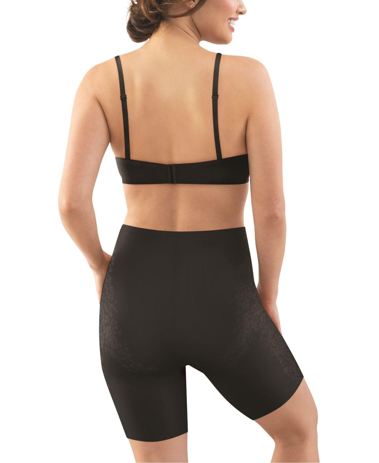 Maidenform Women's FitSense™ Thigh Slimmer DM0071 & Reviews - Shapewear - Women - Macy's