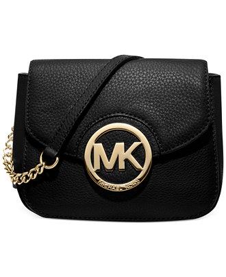 MICHAEL Michael Kors Fulton Small Crossbody - Handbags ...