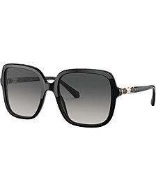 BVLGARI Polarized Sunglasses, 0BV8228B