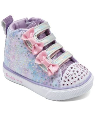 twinkle toes high tops