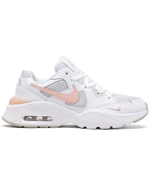 cómodo Mecánicamente Ficticio  Nike Women's Air Max Fusion Running Sneakers from Finish Line & Reviews -  Finish Line Athletic Sneakers - Shoes - Macy's
