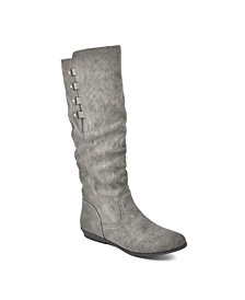 Cliffs by White Mountain Women's Francie Knee High Boot