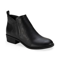 Deals on Sun + Stone Cadee Ankle Booties