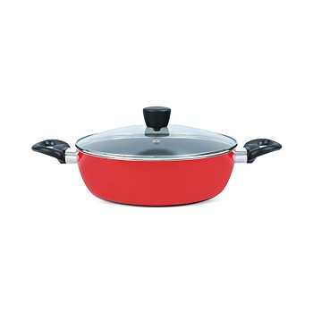 Tools of the Trade 3 Quart Nonstick Everyday Pan & Lid