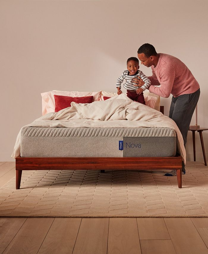 "Casper - Nova 12"" Foam Plush Mattress - Twin"