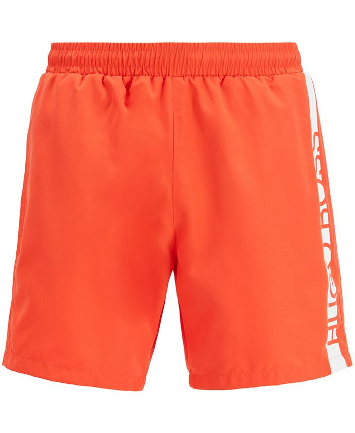 Hugo Boss - Men's Dolphin Medium-Length Swim Shorts