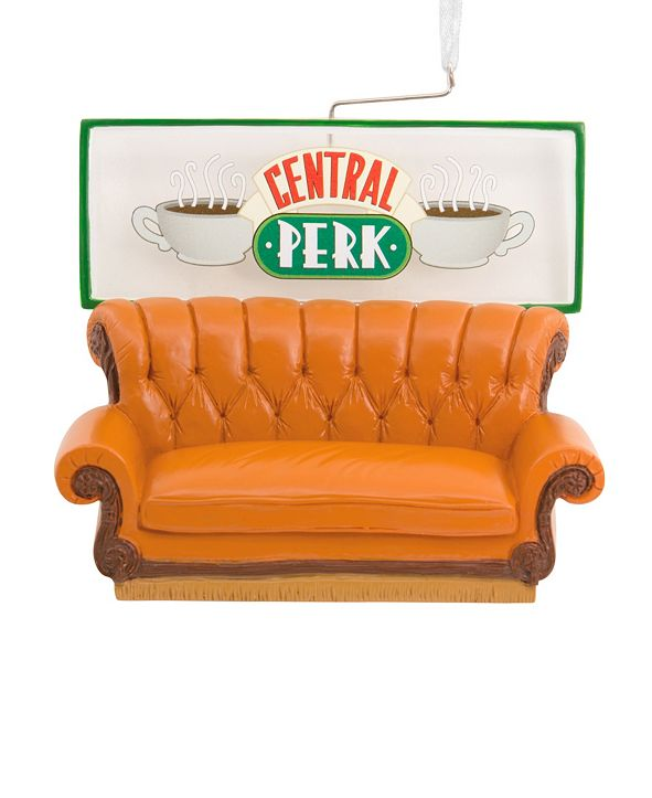 Hallmark Friends Central Perk Cafe Couch Ornament