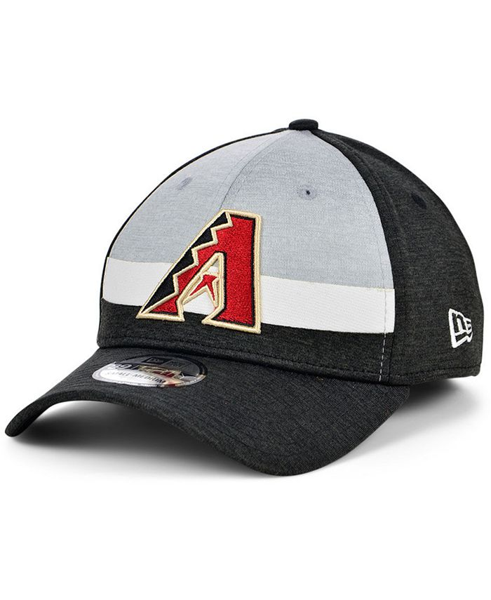 New Era - Arizona Diamondbacks Striped Shadow Tech 39THIRTY Cap
