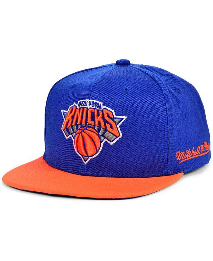 Mitchell & Ness - New York Knicks The Drop Snapback Cap