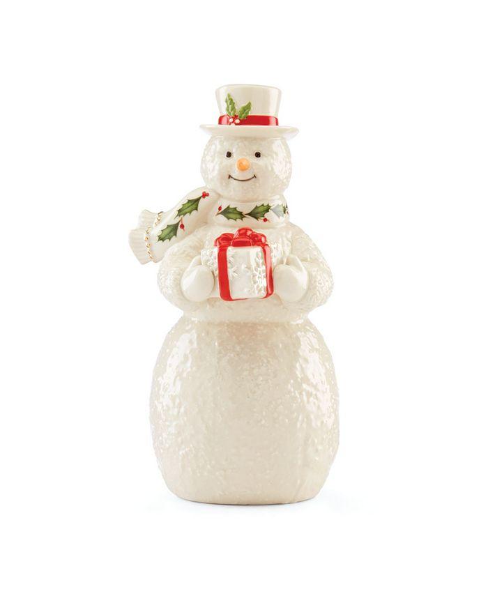Lenox - 2020 Annual Holiday Snowman Figurine