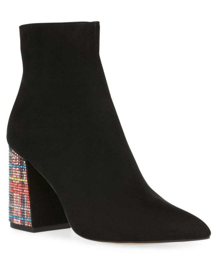 Betsey Johnson Kassie Women's Boots & Reviews - Women - Macy's