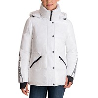 Deals on MICHAEL Michael Kors Hooded Packable Puffer Coat