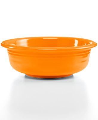 Fiesta Tangerine 2-Quart Serve Bowl