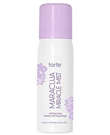 Tarte Maracuja Miracle Mist Setting Spray, Travel-Size