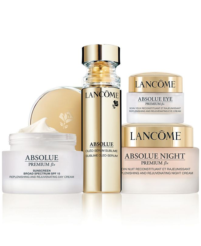 Lancome Absolue Premium Bx Skincare Collection