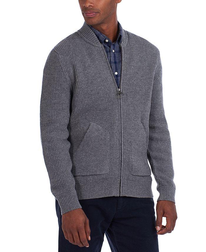 Barbour - Men's Gillespie Zip-Through Sweater