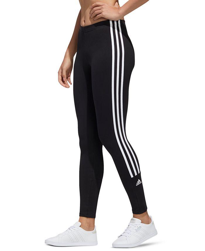 adidas - New Authentic 3-Stripe Leggings