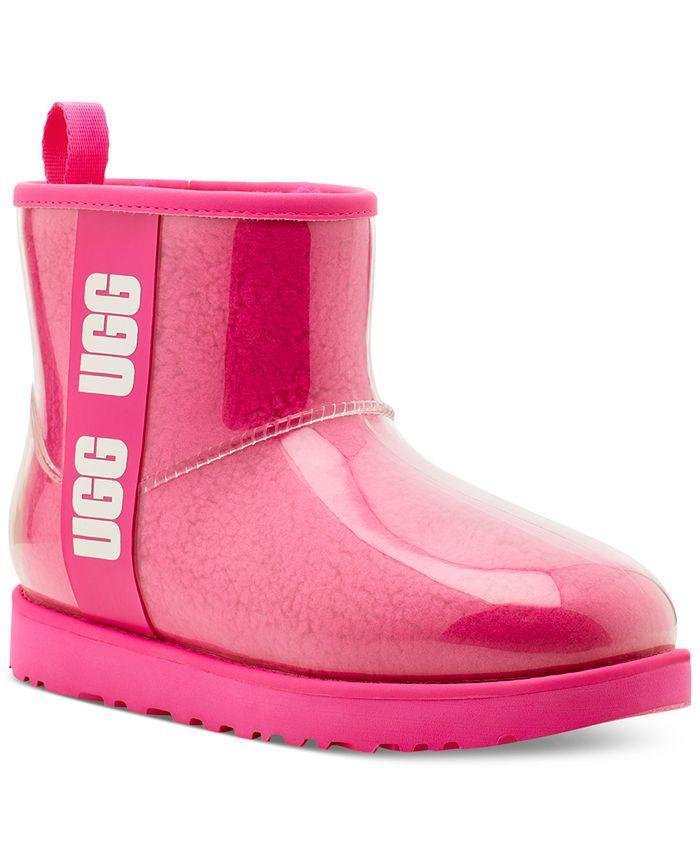 UGG® - Women's Classic Mini Clear Boots