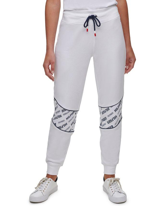 Tommy Hilfiger - Logo-Print Jogging Pants