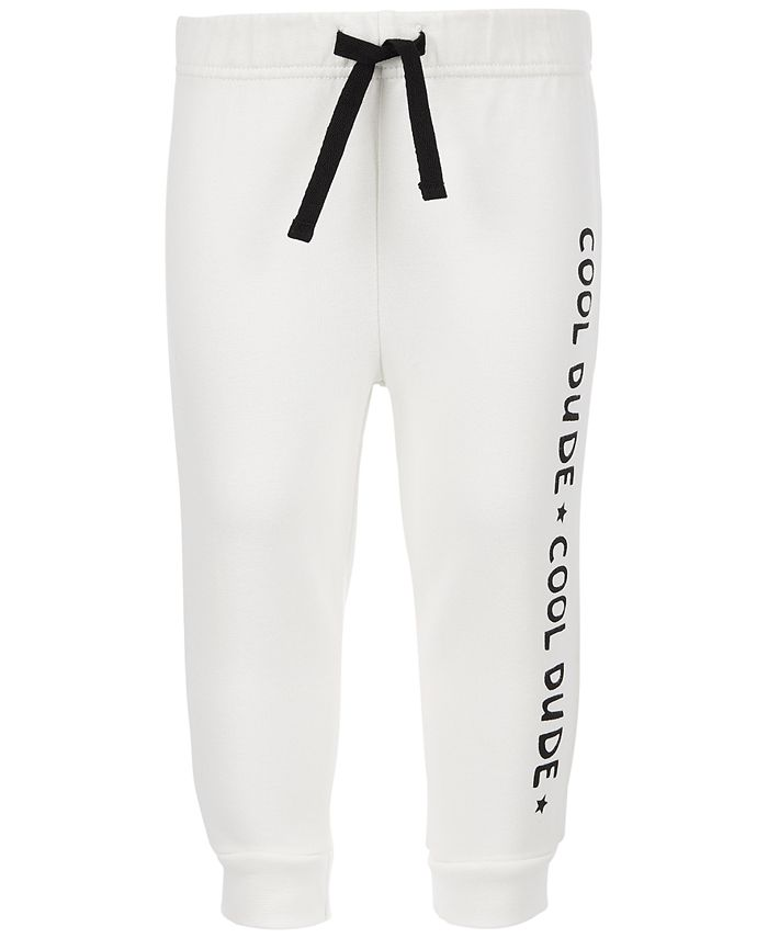 First Impressions - Baby Boys Cool Dude Jogger Pants