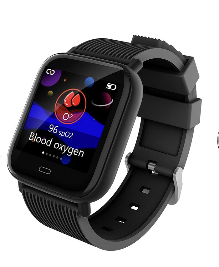 Body Glove - Mako 3.2 Smart Watch with Heart Rate Monitoring