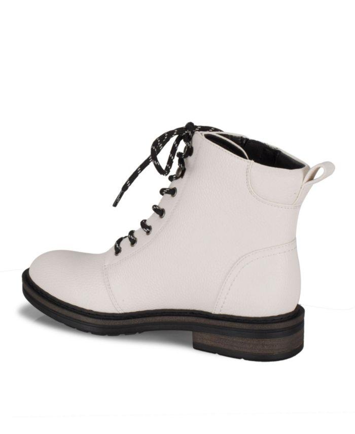 Baretraps Amysue Lace Up Women's Boot & Reviews - Boots - Shoes - Macy's