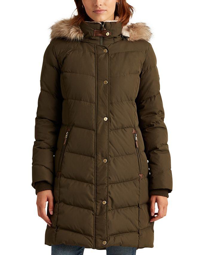 Lauren Ralph Lauren - Hooded Down Coat