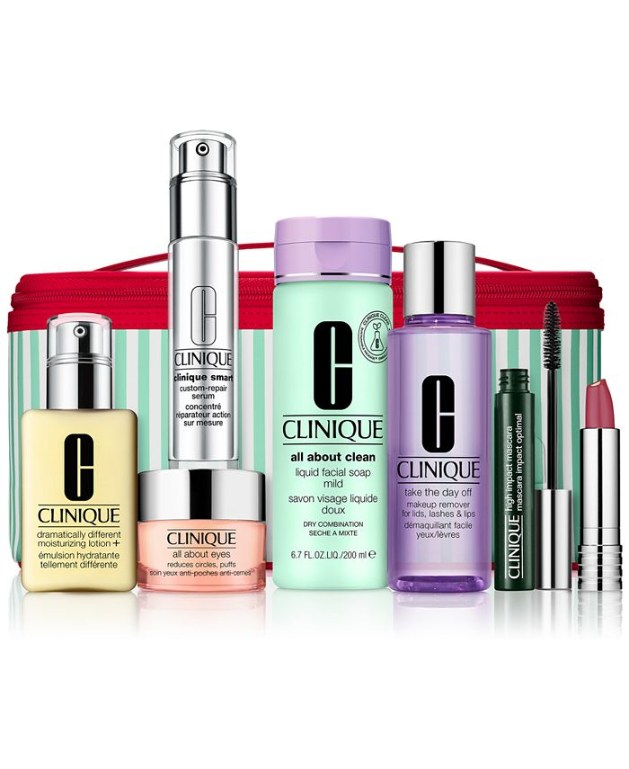 Clinique - Best of  - Only $49.50 with ANY Clinique purchase (A $234.50 value!)
