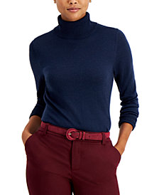 Charter Club Turtleneck Sweater, Created for Macy's