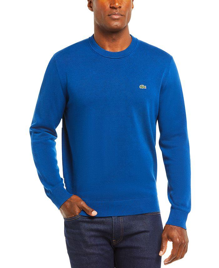 Lacoste - Men's Cotton Sweater
