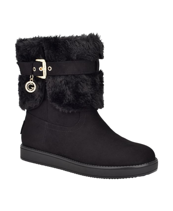 GBG Los Angeles Women's Adlea Cold Weather Winter Boots & Reviews - Boots - Shoes - Macy's