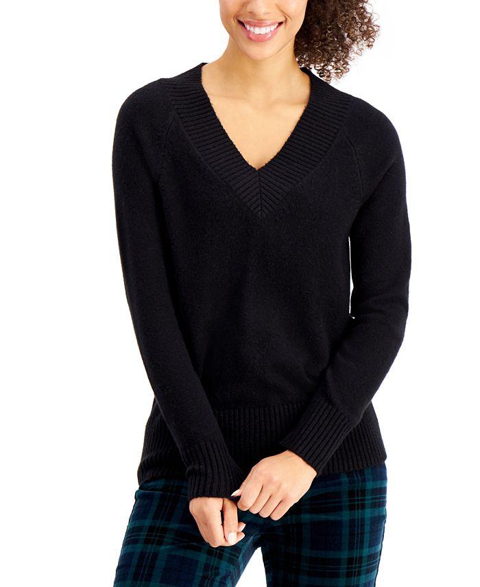 Charter Club - V-Neck Sweater