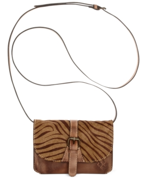 Patricia Nash Handbag, Haircalf Torri Crossbody $ 95.99