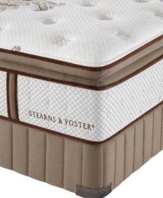 Stearns & Foster Mattress Sets Estate Elsie Luxury Firm
