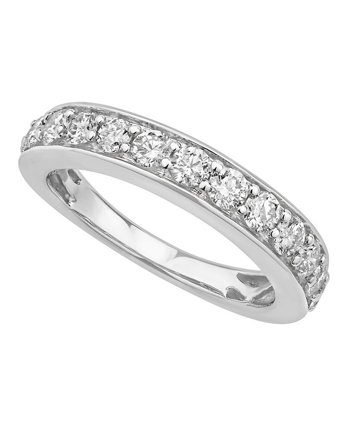 Macy's - Diamond Pave Band 1 ct. t.w. in 14k Gold